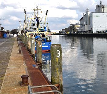 Büsumer Hafen