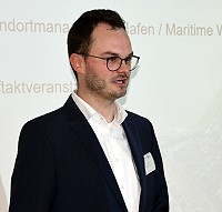 Hafenmoderator Korte