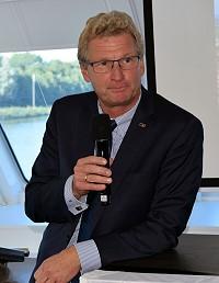 Wirtschaftsminister Dr. Bernd Buchholz