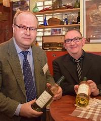 Exkursion Weinhandel